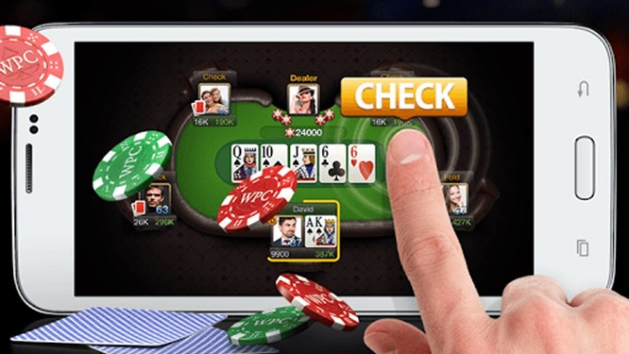 poker uang asli android
